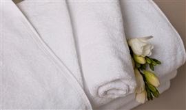 Ręcznik Hotelowy Premium 550 GSM 50x100 10 szt. biały