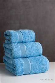 Ręcznik PREMIUM 700 GSM 70x130 niebieski