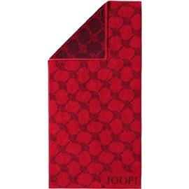 Ręcznik JOOP! CLASSIC CornFlower 50x100 rubin