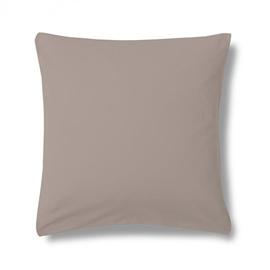 Poszewka z bawełny egipskiej ESTELLA Jersey 80x80 kiesel