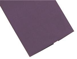 Prześcieradło bawełniane 180x210 fioletowe