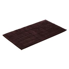 Dywanik łazienkowy VOSSEN EXCLUSIVE 67x120 dark brown