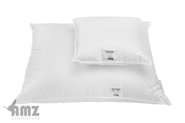Poduszka puchowa AMZ BASIC+ 70% puch 0,2 kg 40x40 biała