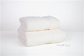 Komplet ręczników 2cz.ALPACA WARMTH 550 GSM kremowy