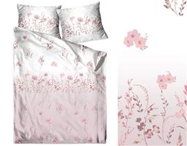 GRENO Pościel satyna bawełniana FLOWERS BY GRENO 140x200