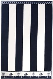 ZWOLTEX Ręcznik plażowy welurowy ADMIRAŁ 100x160