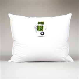 Zdjęcie Poduszka Puchowa AMZ DREAM 90% puch 0,15 kg 40x40 biała