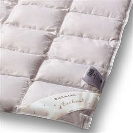 Kołdra Puchowa AMZ PREMIUM 100% puch 1,0 kg 180x200 biała
