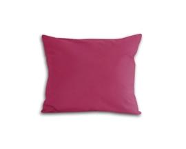 Poszewka z satyny bawełnianej 50x60 jasno-fioletowa