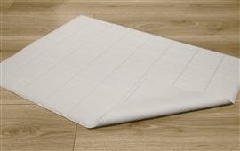 Dywanik łazienkowy antypoślizgowy WELLSOFT 50x70 P15 kremowy