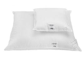 Poduszka puchowa AMZ BASIC+ 1,6 kg 70x80 3-komorowa biała