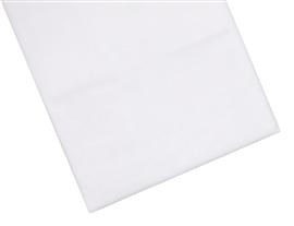 Prześcieradło bawełniane 200x220 białe