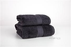 Komplet ręczników 2cz. ALPACA WARMTH 550 GSM grafitowy