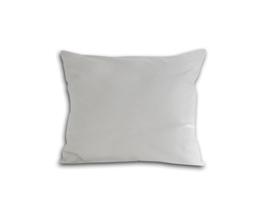 Poszewka z satyny bawełnianej 50x70 biała