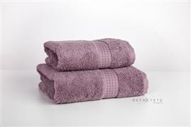 Komplet ręczników 2cz.ALPACA WARMTH 550 GSM wrzosowy