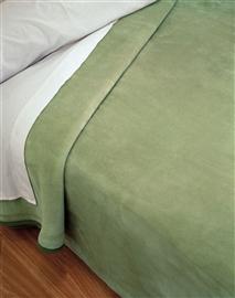 Koc hiszpański PIEL 160x240 zielony