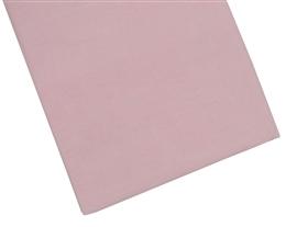 Prześcieradło bawełniane 180x210 różowe