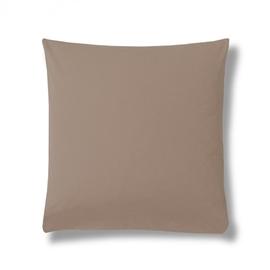 Poszewka z bawełny egipskiej ESTELLA Jersey 80x80 bahama