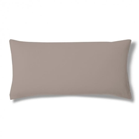 Poszewka z bawełny egipskiej ESTELLA Jersey 40x80 kiesel