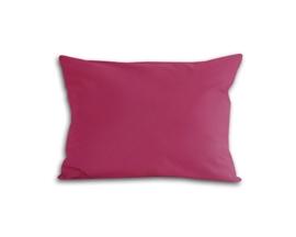 Poszewka z satyny bawełnianej 70x80 jasno-fioletowa