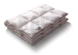 Kołdra Puchowa AMZ DREAM 90% 0,65 kg 155x200 WIOSENNA biała