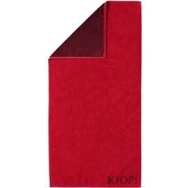 Ręcznik JOOP! CLASSIC DoubleFace 80x150 rubin