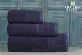 Nefretete ręcznik Bamboo 600gsm komplet 2cz. lillac