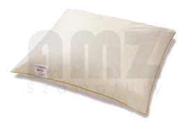Poduszka puchowa AMZ Mr. Pillow 60% puch 2,0 kg 70x80 ecru