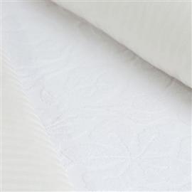Prześcieradło frotte 175x220 białe