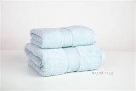 Komplet ręczników 2cz.LLAMA SOFT 600 GSM błękitny