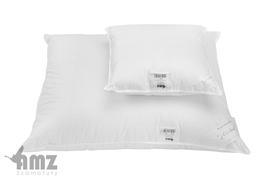 Poduszka puchowa AMZ BASIC+ 70% puch 0,5 kg 50x60 biała