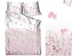 GRENO Pościel satyna bawełniana FLOWERS BY GRENO 160x200