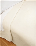 Koc hiszpański PIEL 220x240 biały